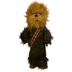 chewbacca dog chew toy
